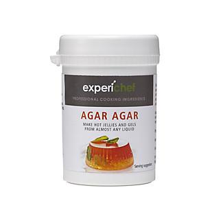 Experichef Agar Agar - Vegetarian Alternative To Gelatine 50g alt image 1