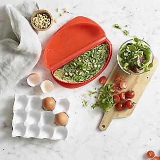 Lékué Microwave Cookware - Red Omelette Maker  alt image 4
