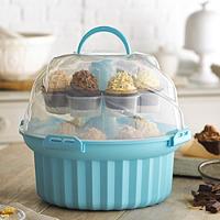 Carousel Cupcake Caddy