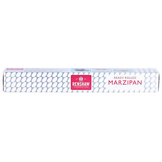 Renshaw Ready Rolled Marzipan Circle - 400g -