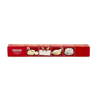 Renshaw Ready Rolled Icing Circle - 450g White