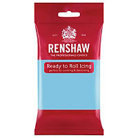 Renshaw Ready-to-Roll Baby Blue Icing