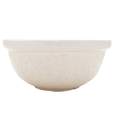 Mason Cash Fox Cream Mixing Bowl 4L