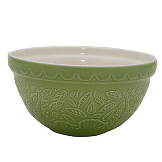 Mason Cash Hedgehog Green Mixing Bowl 1.1L