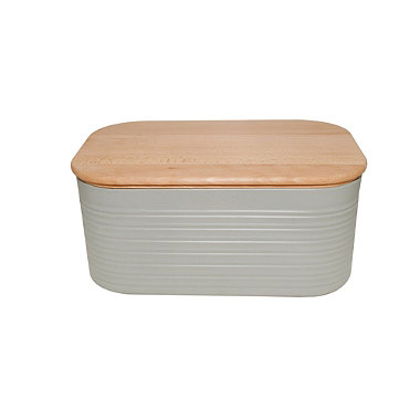 Typhoon® Ripple Bread Bin – Stone