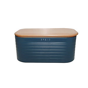 Typhoon® Ripple Bread Bin – Slate