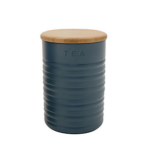 Typhoon® Ripple Tea Canister – Slate