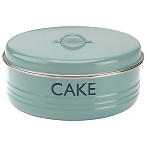 Typhoon® Vintage Kitchen Cake Tin – Blue