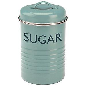 Typhoon® Vintage Kitchen Sugar Canister – Blue
