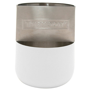 Typhoon® Novo Utensil Holder – White