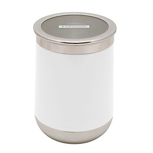 Typhoon® Novo Large Storage Canister – White