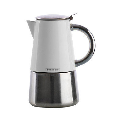 Typhoon® Novo Espresso Maker – White