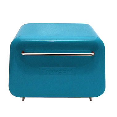 Typhoon® Novo Bread Bin – Teal