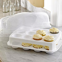 Sweetly Does It Two Tier Cake Carrier