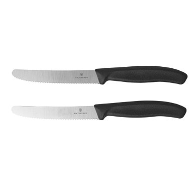 2 Victorinox® Serrated Utility Knives