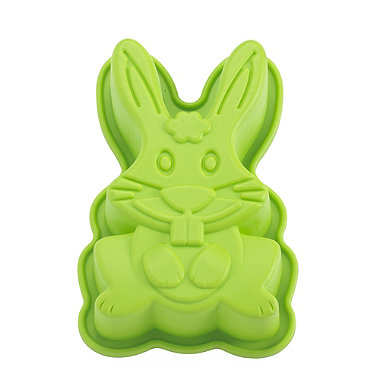 Rabbit Silicone Cake Pan