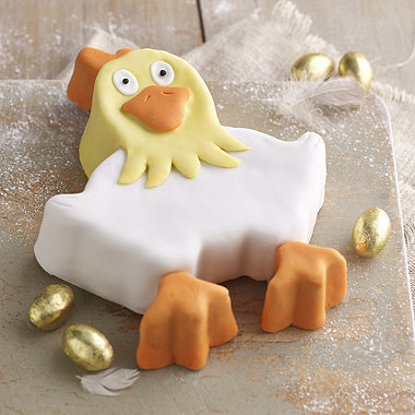 Rooster Silicone Cake Pan
