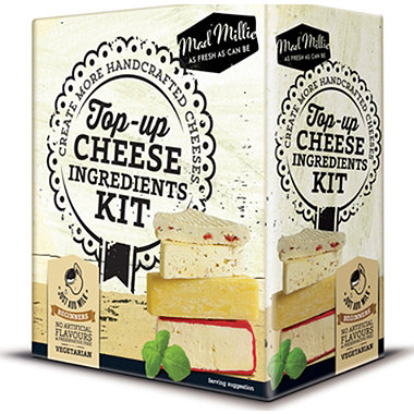 Mad Millie Top-Up Cheese Kit