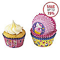 Hello Kitty Mini Cupcake Cases