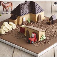 Silicone Farmhouse Mould