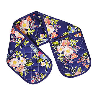 Posy Bouquet Double Oven Glove