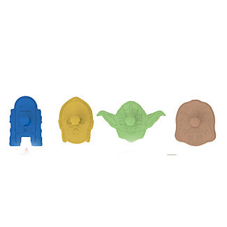 Star Wars™ Heroes Cookie Cutters
