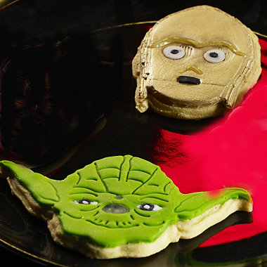 Star Wars™ Heroes Cookie Cutters