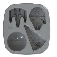 Star Wars™ Ships Cake Pan