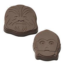 Star Wars™ Heroes Chocolate Mould