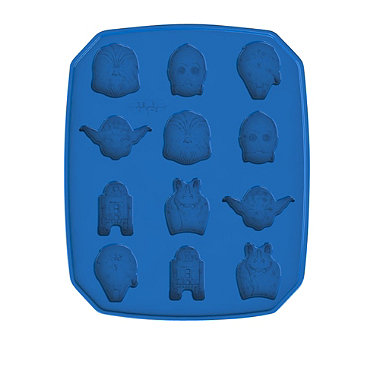 Star Wars™ Heroes Chocolate Mould
