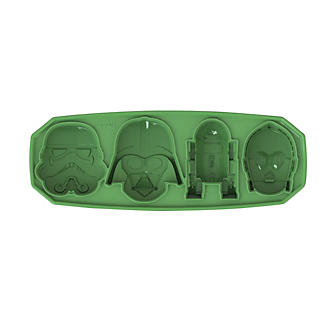 Star Wars™ Characters Ice Cube and Jelly Mould
