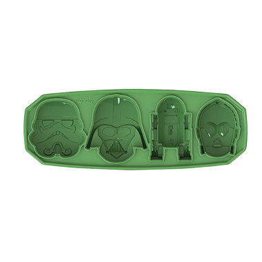 Star Wars™ Characters Ice Cube Tray