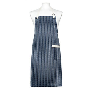 Linear Stem Grey Apron