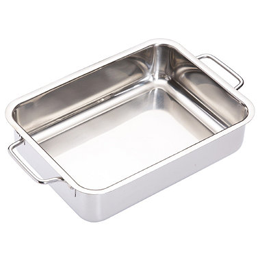 Small Stainless Steel Roasting Pan