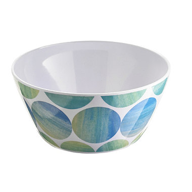 Sea Breeze Melamine Bowl