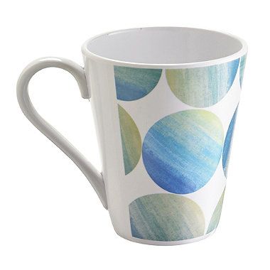 Sea Breeze Melamine Mug