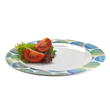 Sea Breeze Melamine Plate
