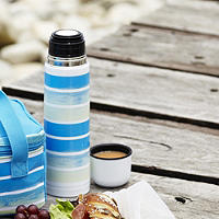 Sea Breeze Vacuum Flask