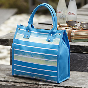 Sea Breeze Lunch Tote