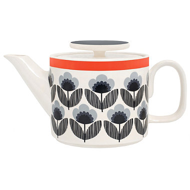 Poppy Meadow Teapot
