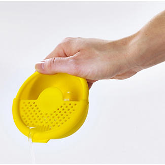 Microwave Cookware - Yellow Egg Poacher alt image 2