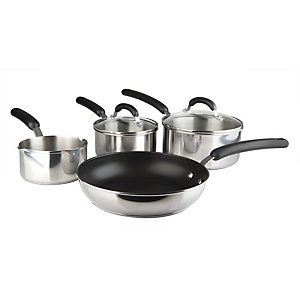 Prestige 4-Piece Stainless Steel Set
