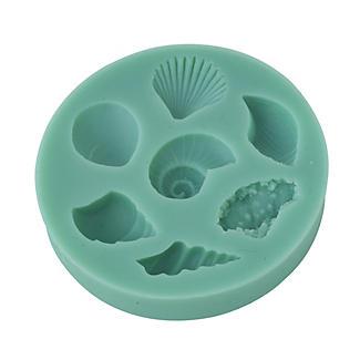 Seashell Silicone Icing Mould alt image 2