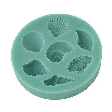 Seashell Silicone Icing Mould