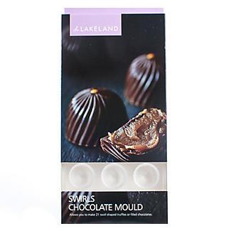 21 Swirls Chocolatier Artisan Chocolate Mould alt image 2