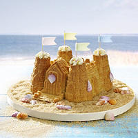 Sandcastle Cake Mould