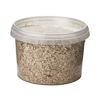 Food Smoker Wood Chips - Apple 500ml