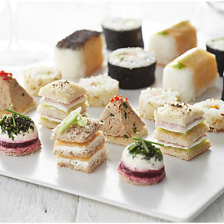 Sushi and Canapés Set
