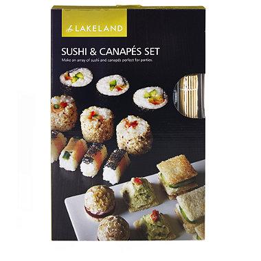Sushi and Canapés Set