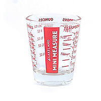 Lakeland Mini Messbecher aus Glas -35 ml